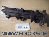 Abgaskrümmer Auspuffkrümmer rechts Vectra C Signum 3,0 CDTI Y30DT Opel
