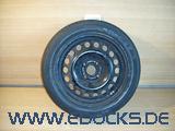 """15"""" Zoll Sommer Reifen Michelin Energy 185-55-R15 Felge Stahlfelge 6J ET49 Opel"""