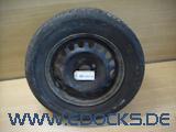 """1x 14"""" Zoll Stahlfelge Felge 5,5J ET39 Sommerreifen 185/70 R14 88T Opel"""