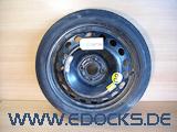 """16"""" Zoll Ersatzrad Notrad Reserverad 4-Loch 4J ET41 Astra H Corsa C Adam Opel"""