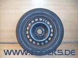 """16"""" Zoll Stahlfelge Felge Reifen 205/55R16 91V ET41 Zafira B Opel"""