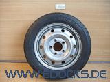 "16"" Zoll Stahlfelge Felge Rad Sommerreifen 195/65R16C Movano A Opel"