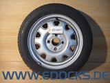 "14"" Zoll Stahlfelge 4,5J ET45 Sommer Reifen 165/60/R14 Suzuki Wagon Agila A Opel"