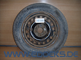 "15"" Zoll Stahlfelge 6J Sommer Reifen Michelin 105/65/R15 Astra G Zafira A Opel"