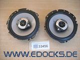 2x Lautsprecher Pioneer TS-G1713i 180 Watt 17cm BMW Mercedes Audi VW Opel