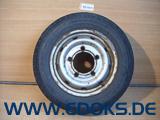 """15"""" Stahlfelge Felge 6J ET66 Sommer Reifen 195/70/R15 Renault Master Movano Opel"""