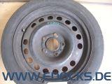 """15"""" Zoll Stahlfelge Felge ET43 6J 5x110 Lochkreis Meriva Astra G Zafira A Opel"""