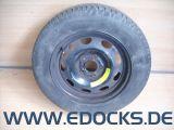 """15"""" Zoll Stahlfelge ET33 6,5J 5x110 Michelin Sommer Reifen 195/65/R15 Omega Opel"""