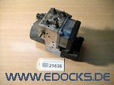 ABS ESP Steuergerät Hydraulikblock Block Bosch 0265202491 Astra G Zafira A Opel