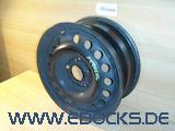 "15"" Zoll Stahlfelge QU 6J ET49 Lochkreis 5x110 Corsa Combo C Astra G Zafira Opel"