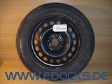 """15 Zoll Sommer Reifen 185-65-R15 Felge 6J ET49 4-Loch x100"""" Opel"""