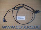ABS Sensor Drehzahlsensor Radsensor Hinterachse hinten links Agila A Opel