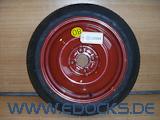 "15"" Zoll Ersatzrad Notrad Reserverad Reifen Continental neuwertig Agila B Opel"