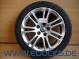 """18"""" Zoll Alufelge 8J ET42 5 Loch x 120 Lochkreis df original Insignia Opel"""