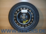 "16"" Zoll Ersatzrad Notrad Reserverad 4J 115/70/R16 92M Continental Astra J Opel"