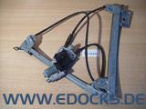 Elektrische El Fensterheber Motor und Gestänge vorne links Tigra B TwinTop Opel