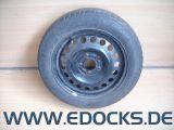 """15"""" Zoll Stahlfelge ET49 6J 5x110 Goodyear Sommer Reifen 185/60/R15 Astra G Opel"""