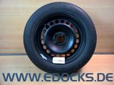 "15"" Zoll Stahlfelge LK 4x100 Felge 6J ET39 Sommerreifen Adam Corsa D Opel"