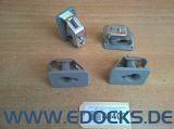 4x Halter Satz links rechts Trennnetz Gepäcknetz Astra J Zafira C Opel