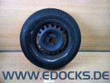"""14"""" Zoll Stahlfelge Felge 5,5J ET39 M+S Reifen 185/70 R14 Corsa D Opel"""