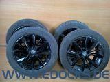 """16"""" Zoll originale Alufelgen 6,5J ET40 4x100 Sommer Reifen 195/55/R16 Adam Opel"""